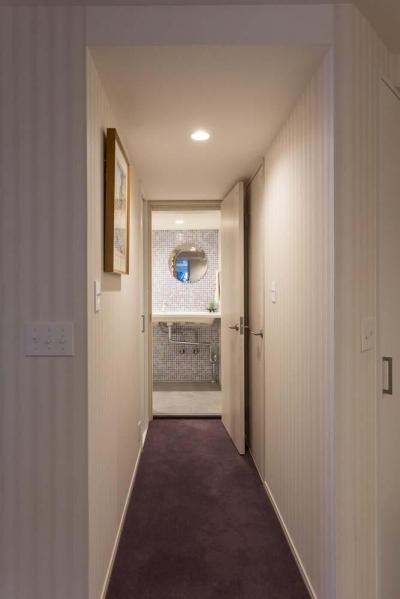 廊下 (最高のリノベで手に入れた 家族みんなで一緒に過ごせる広々空間)