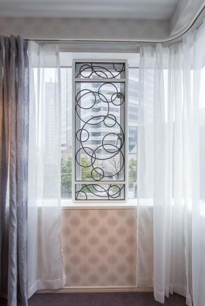 最高のリノベで手に入れた 家族みんなで一緒に過ごせる広々空間 (飾り窓)