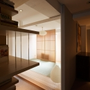 赤坂の家の写真 赤坂の家 ゲストルーム