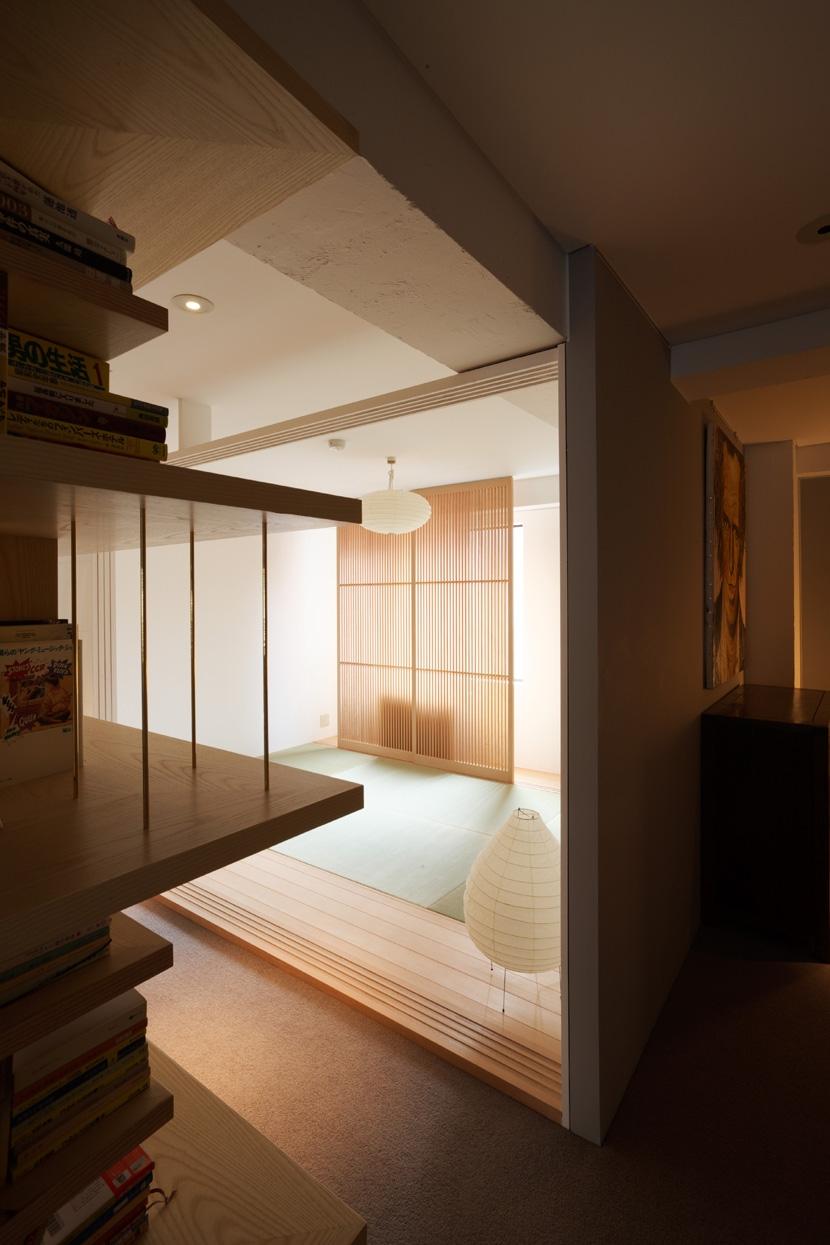 赤坂の家の部屋 赤坂の家 ゲストルーム