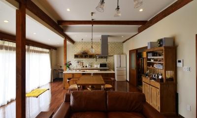 都会から田舎へ、ゆったりと暮らすカフェハウス