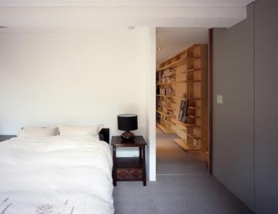 赤坂の家 寝室 (赤坂の家)