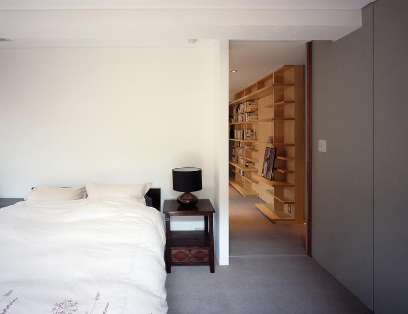 赤坂の家 (赤坂の家 寝室)
