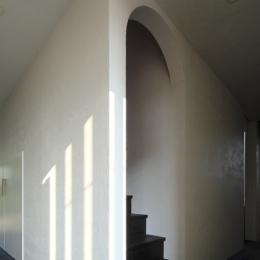 小金井の家 (小金井の家 廊下)