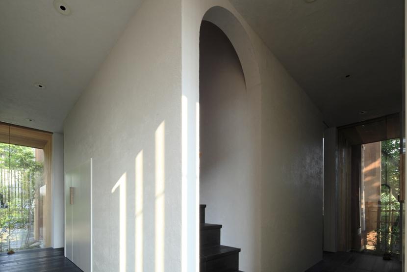小金井の家の部屋 小金井の家 廊下