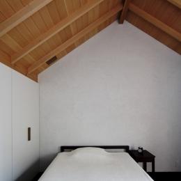 小金井の家 寝室