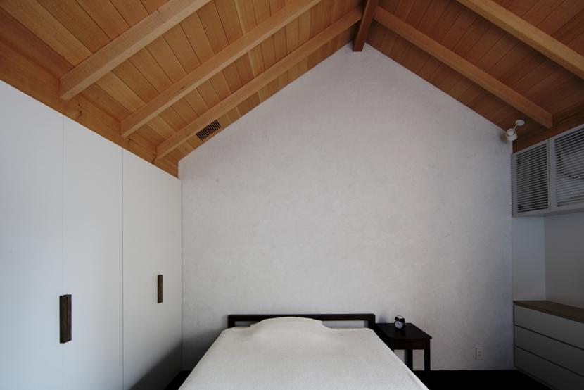 小金井の家の部屋 小金井の家 寝室