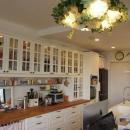 理想のオープンキッチンへ、キッチンリフォーム