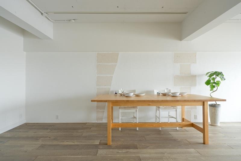 東加古川のリビング、キッチンリフォーム事例|ヴィンテージスタイルの住まい