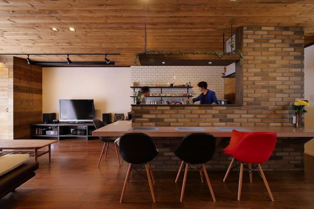 美想空間|カフェハウス「ホームパーティするならうちに集合!大勢が集うカフェハウス」