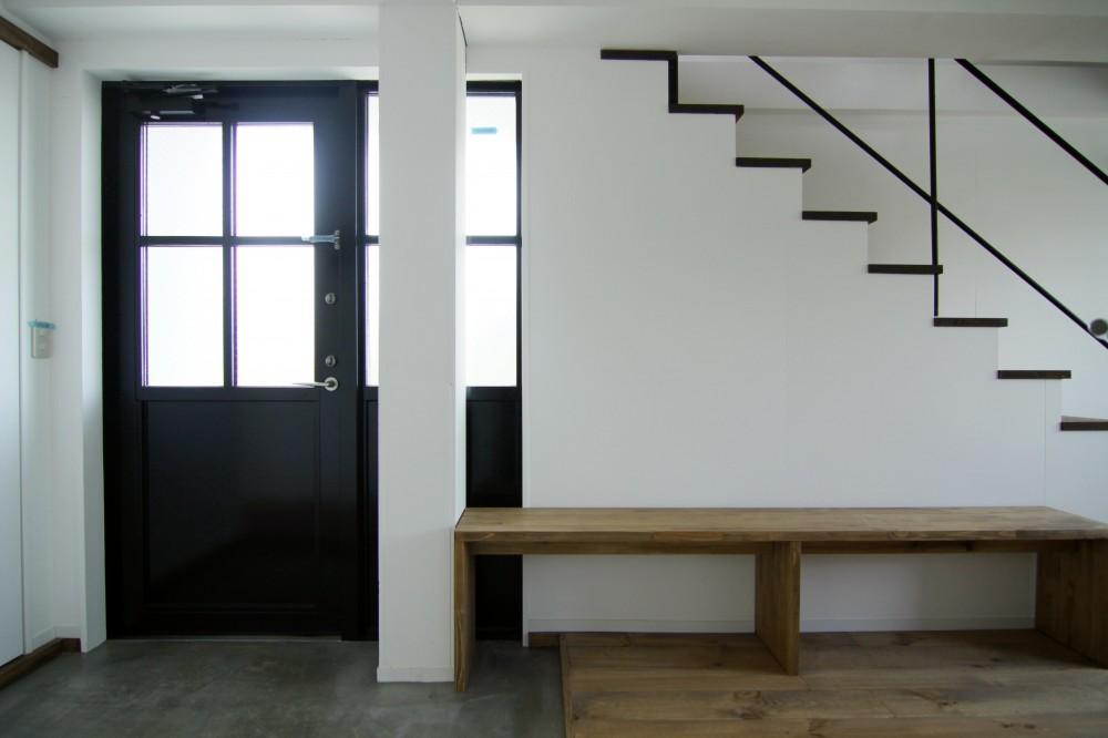 寺町の家 (2階玄関1)