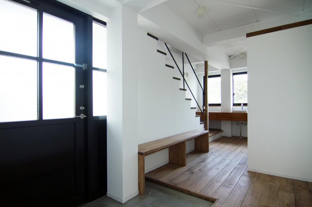 寺町の家 (2階玄関2)