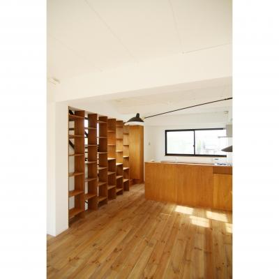 3階LDK1 (寺町の家)