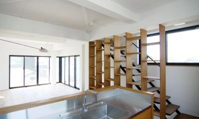 寺町の家 (3階LDK2)