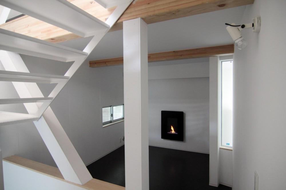 10mの家 (1階書斎1)