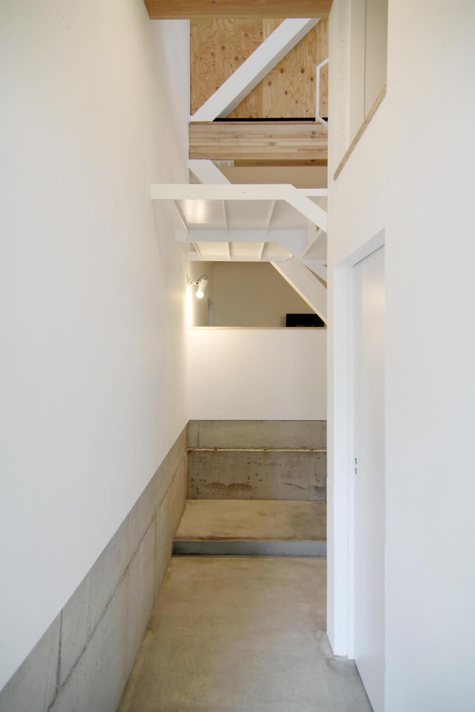 10mの家 (1階玄関1)