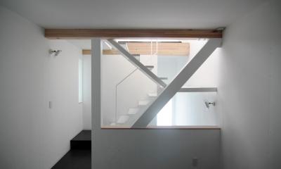 10mの家 (1階書斎2)
