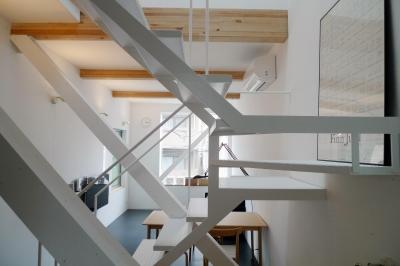 2階リビングダイニング1 (10mの家)