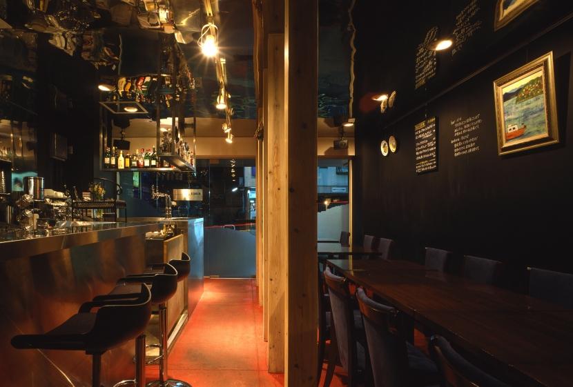 建築家:濱嵜良実「bar hosteria COMUM」