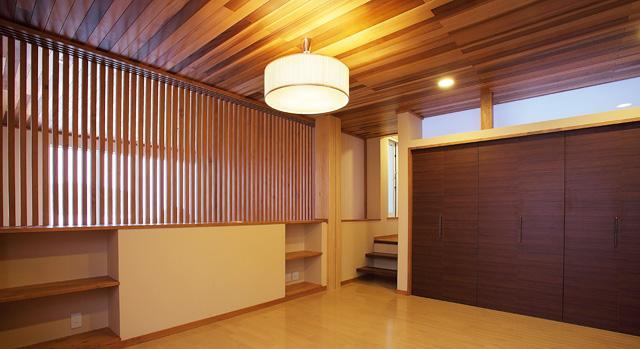 宮田の家の部屋 リビング