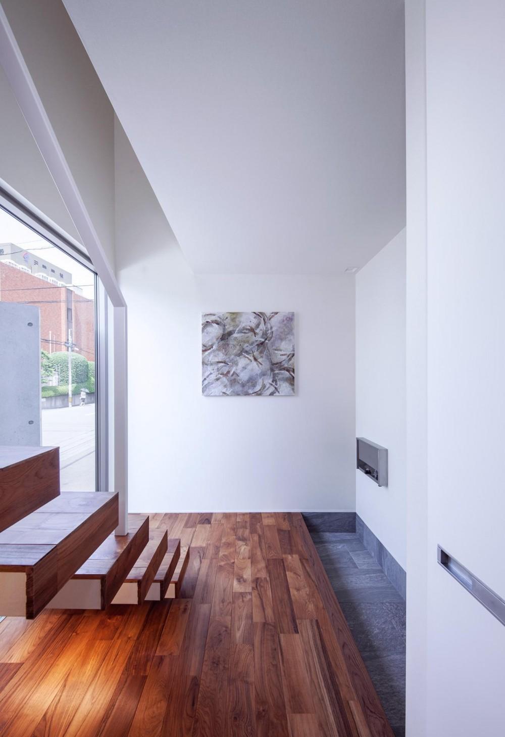 M10-house「オブジェのある家」 (インテリア)
