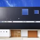 鈴木弘二/鈴木大助の住宅事例「barleymow house」