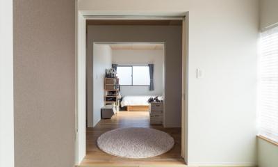 築90年の木造住宅を二世帯にリノベーション:『横須賀市久里浜・戸建二世帯リノベーション』