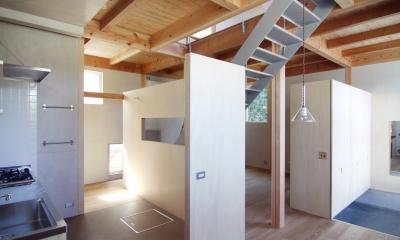リビング1|木造の家