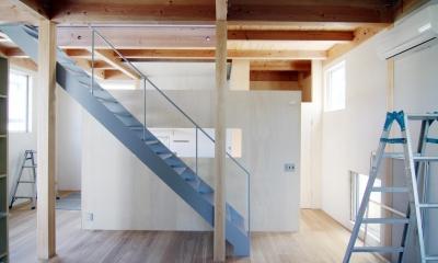 リビング3|木造の家