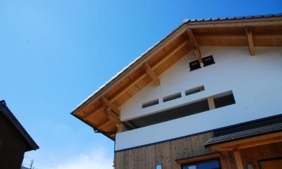 寺町の家 (外観)