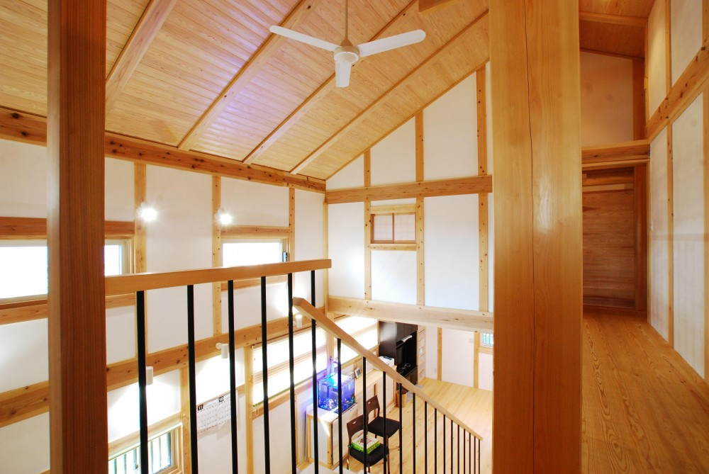 寺町の家 (廊下)