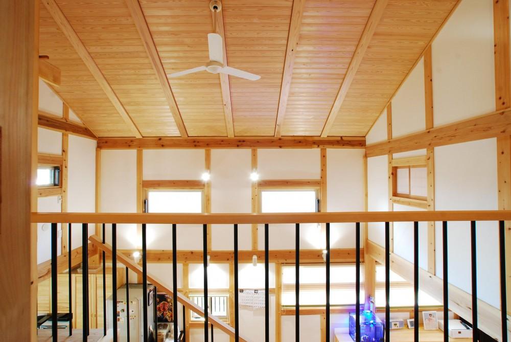 寺町の家 (天井)