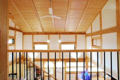 天井 (寺町の家)