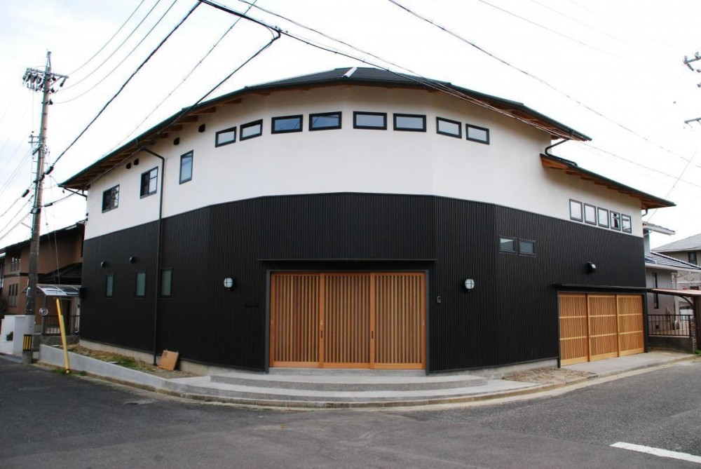 Library house (外観)