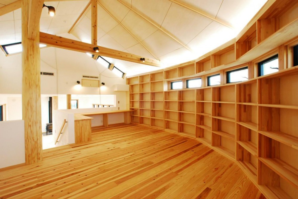 Library house (図書室)