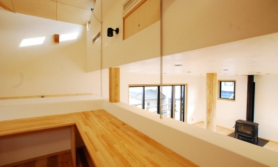 Library house (リビング)