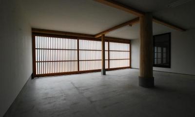 Library house (ガレージ)