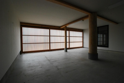ガレージ (Library house)