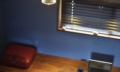 ワークスペース|男の隠れ家的書斎