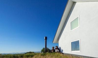草屋根|草屋根の家