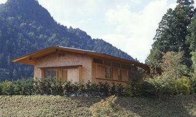 奥美濃の家