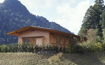 奥美濃の家 (外観)