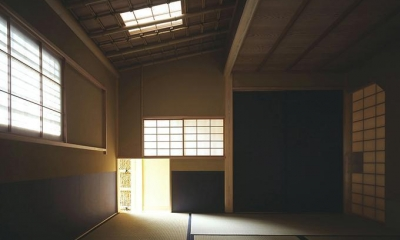 奥美濃の家 (茶室)