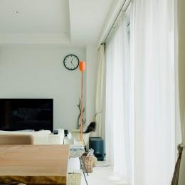 富ヶ谷の住宅