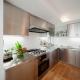 料理教室を開けるゆとりのあるキッチン (富ヶ谷の住宅)