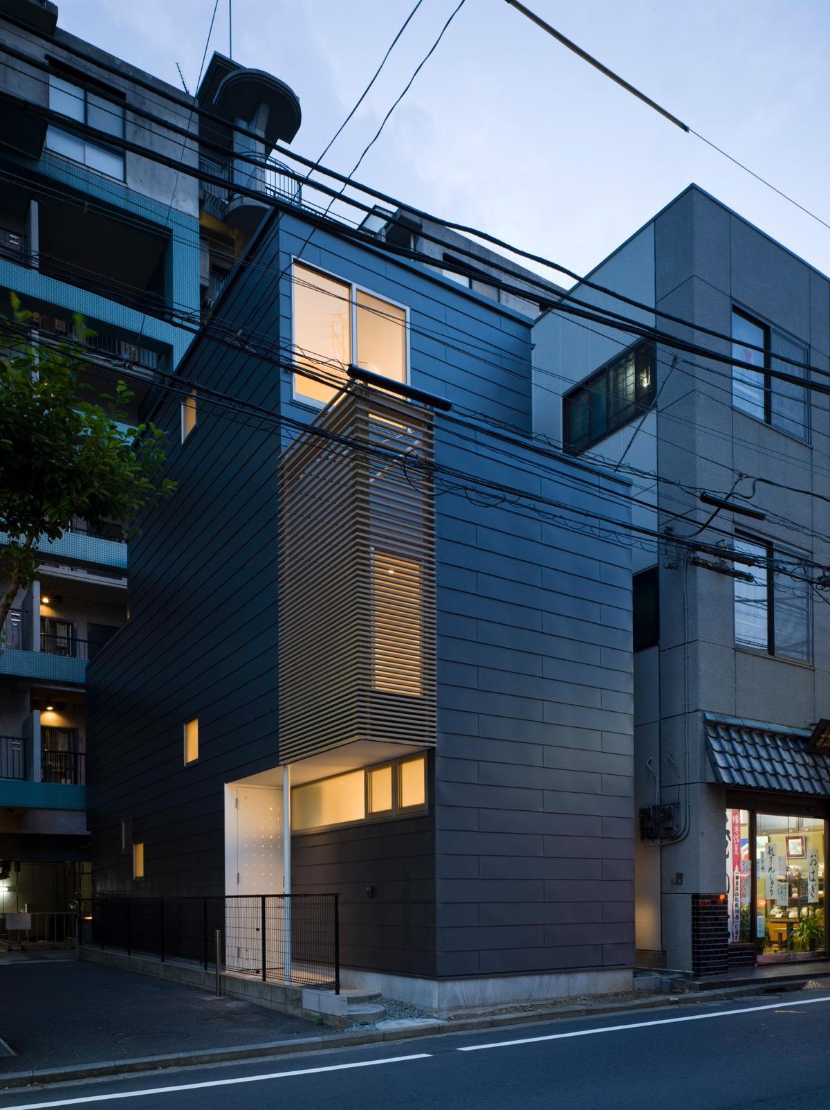三ツ沢中町の住宅の写真 外観