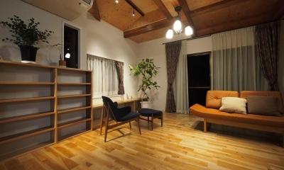 別荘空間を楽しむ家
