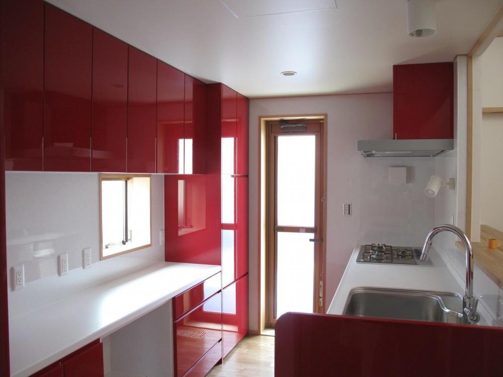 I.N邸(Q1住宅)床下エアコンの家 (キッチン)