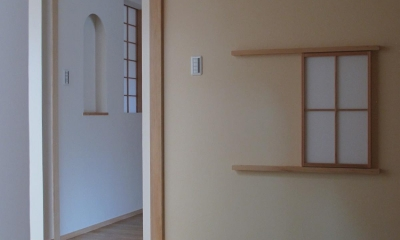I.N邸(Q1住宅)床下エアコンの家