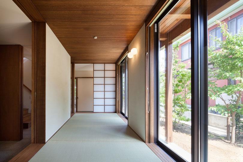 長野の家の写真 落ち着きのある和室
